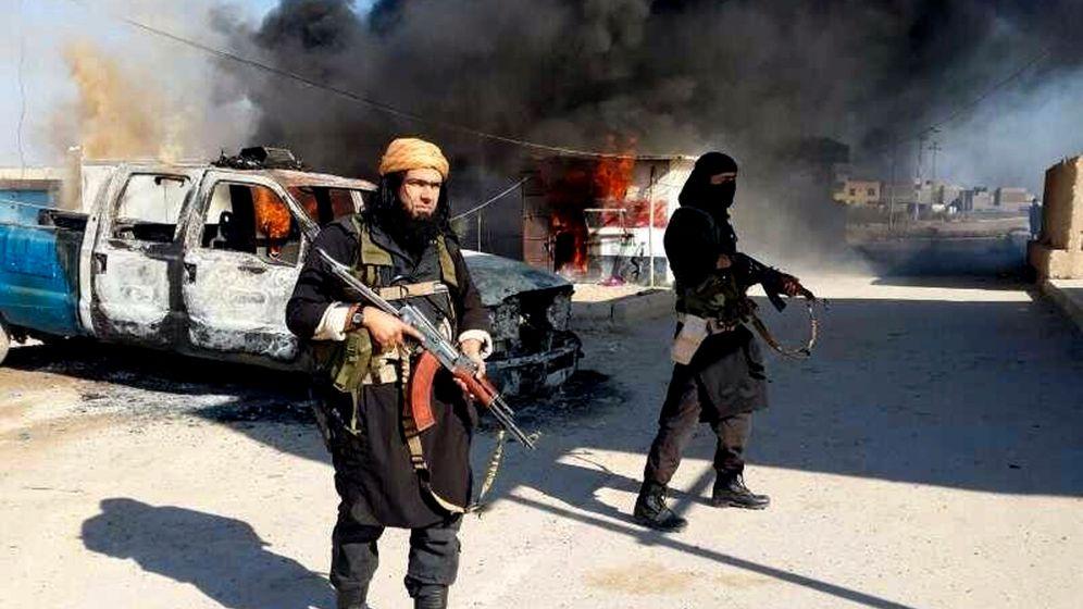 """Irak: Der Eroberungszug des """"Islamischen Staats"""""""