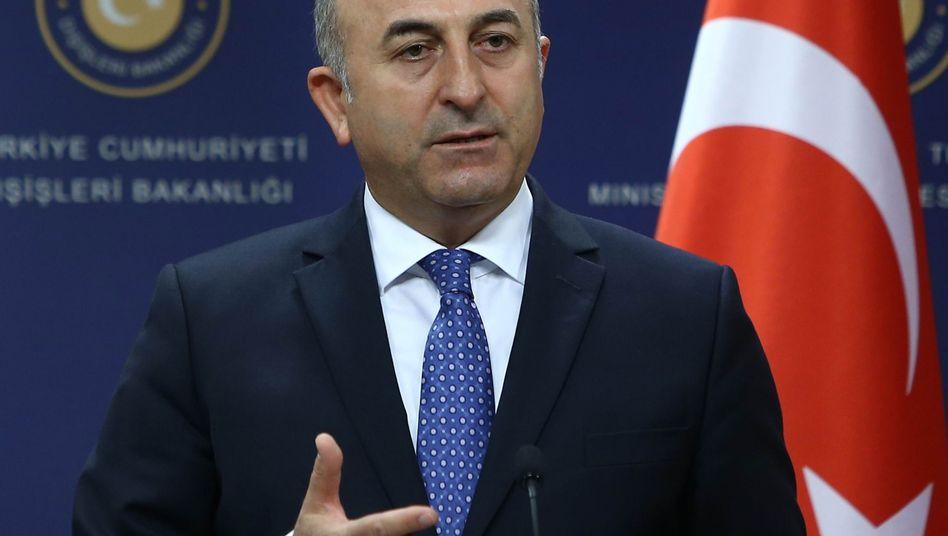 Türkischer Außenminister Cavusoglu: Keine Gespräche mit Israelis