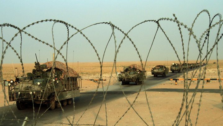 US-Abzug: Bye-bye Irak