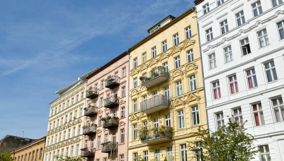 Altbauten in Berlin: In 27 der 50 teuersten Städte sind Neuvertragsmieten gesunken