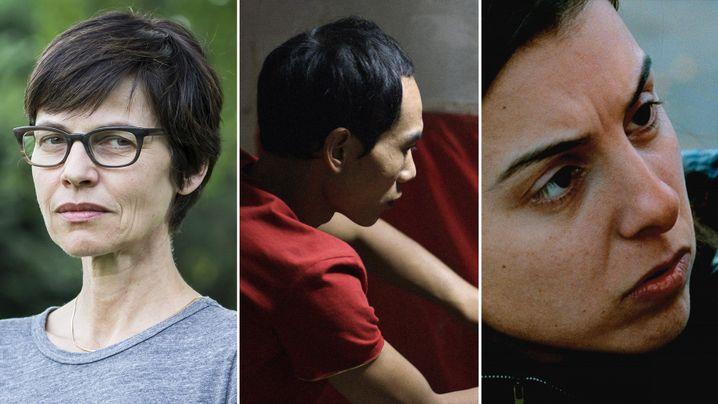 """Von links: Angela Schanelec, """"Chun nuan hua kai"""", """"Das Glück meiner Schwester"""""""