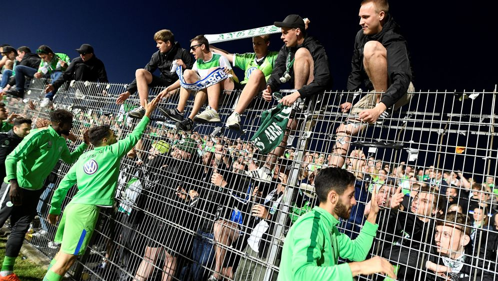 Kiels Relegation gegen Wolfsburg: Das Wunder bleibt aus