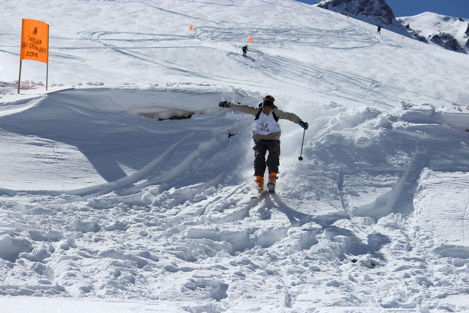 Wintersport / Afghanistan