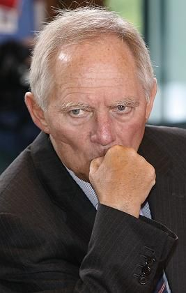 """Schäuble über Merz: """"Ein guter Vorschlag, keine Frage"""""""