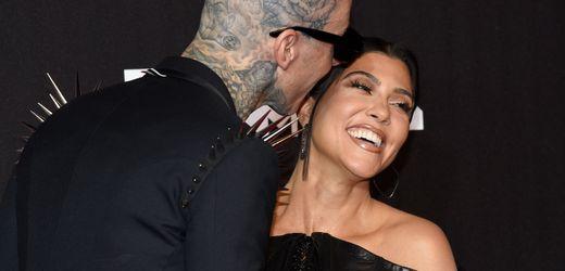 Kourtney Kardashian und Travis Barker offenbar verlobt