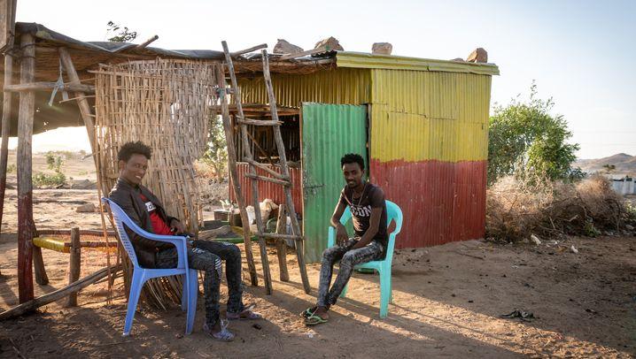 """Eritreische Flüchtlinge in Äthiopien: """"Ich lebe ohne Hoffnung"""""""