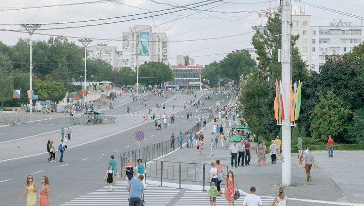 Transnistrien: Tanzen, singen, weitermachen