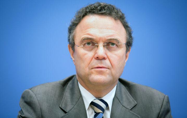 Bundesinnenminister Friedrich (CSU): Zweifel am Erfolg in Karlsruhe