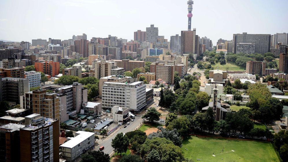 Ein Liebesbrief an eine Stadt: Verdammt, Johannesburg...