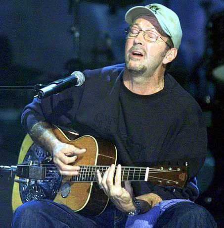 """Clapton in Concert: """"Junge Leute mit der Musik unserer Vergangenheit vertraut machen"""""""