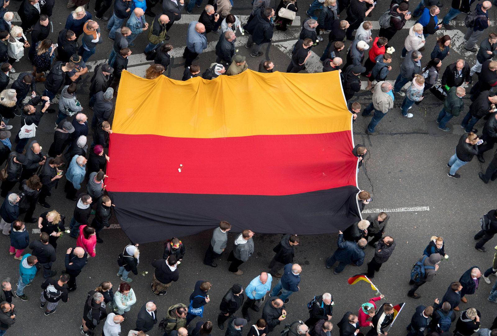 Pegida AfD Chemnitz