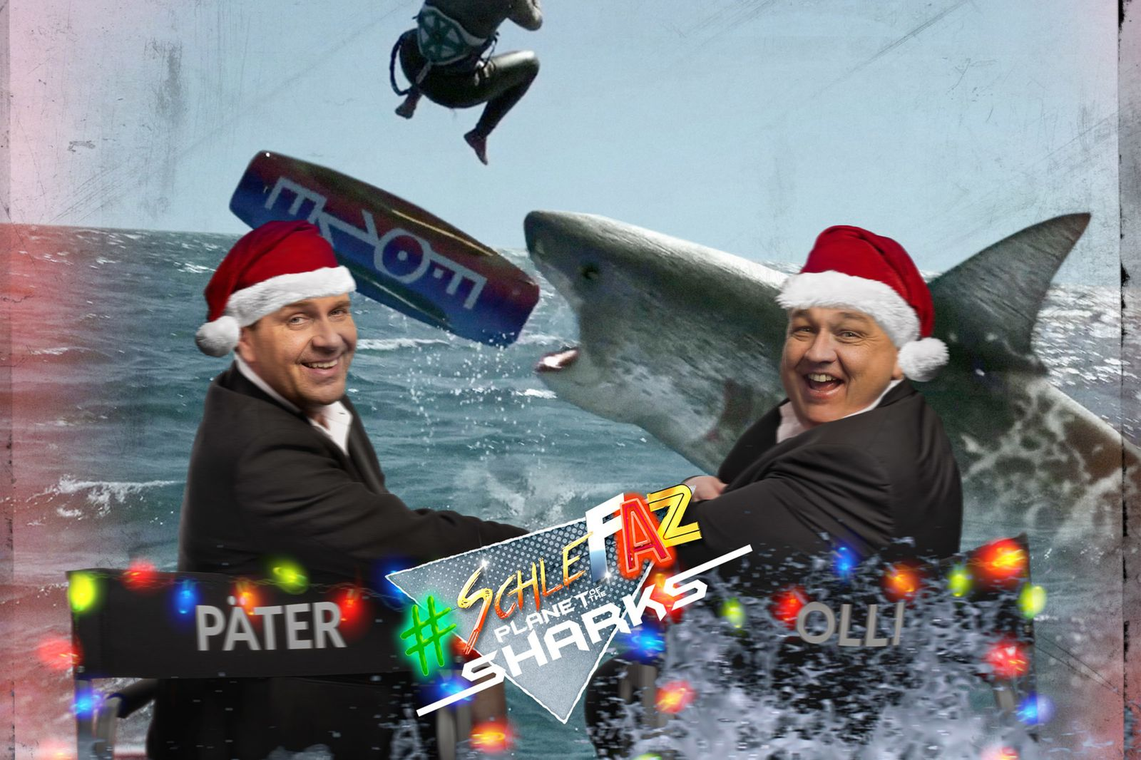 TV/ SchleFaZ: Planet of the Sharks