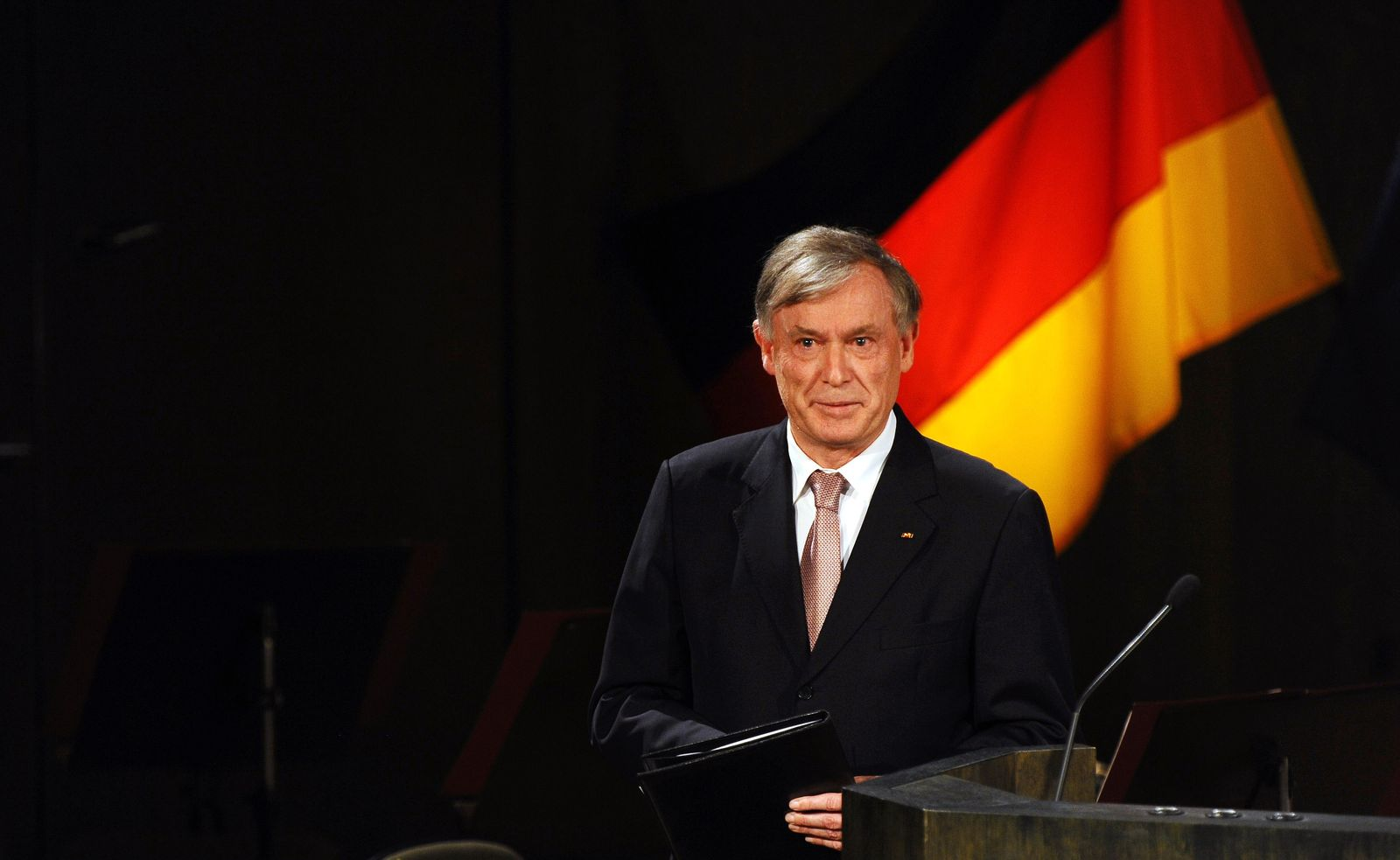 THEMEN Politik / Horst Köhler