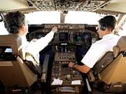 Traumberuf Pilot: Richtig philosophischer Moment