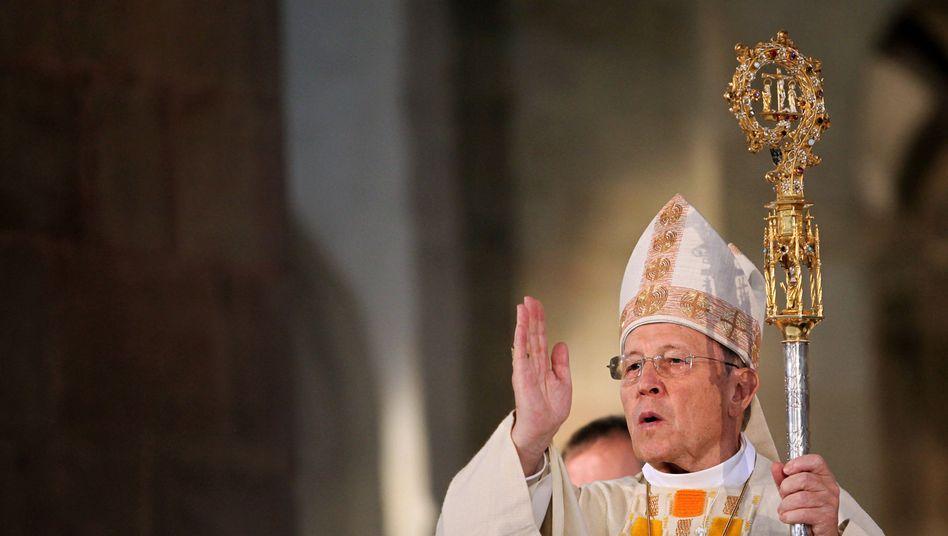 """Kardinal Walter Kasper (2011): """"Jede deutsche Pfarrei würde zusammenbrechen"""""""