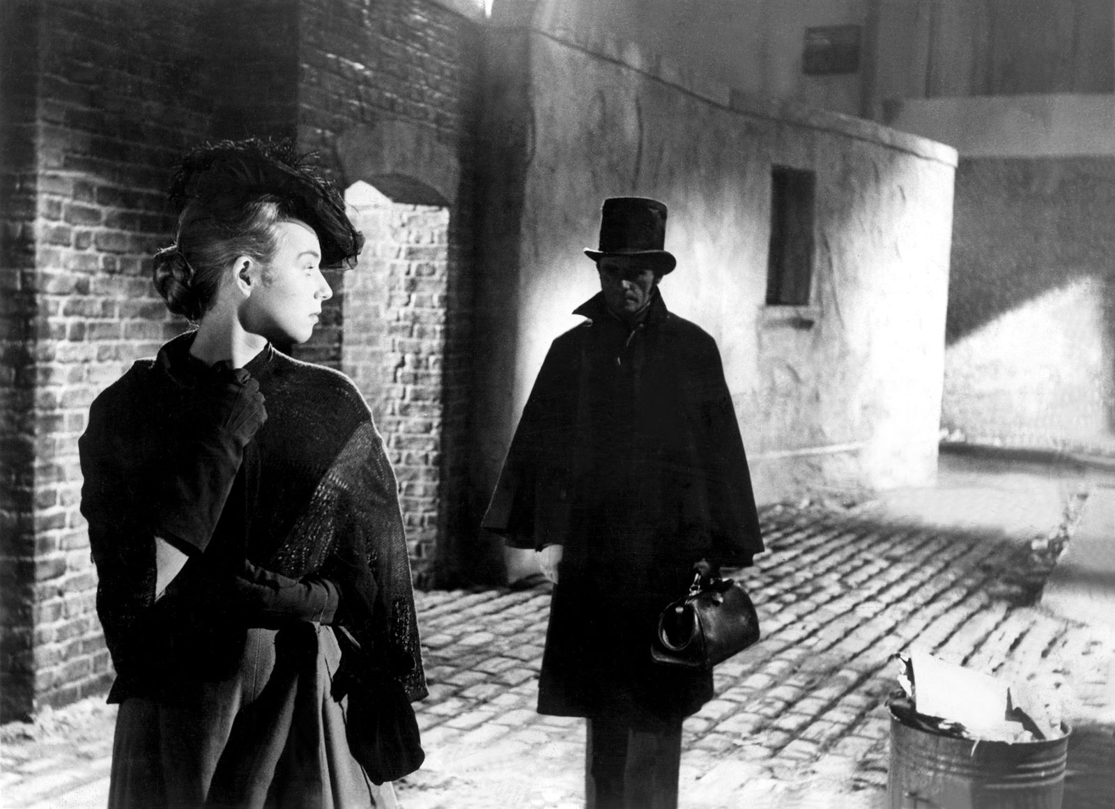 Jack the Ripper, Lee Paterson, 1959.