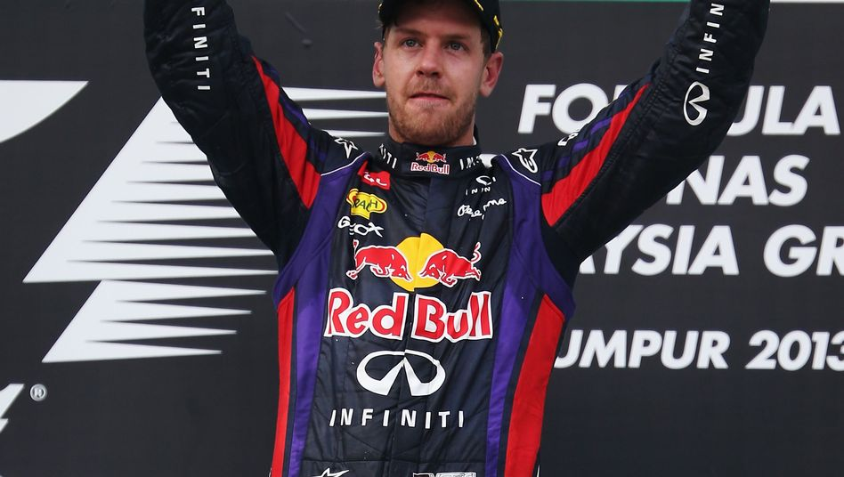 Sieger Vettel: Heftige Kritik am Deutschen