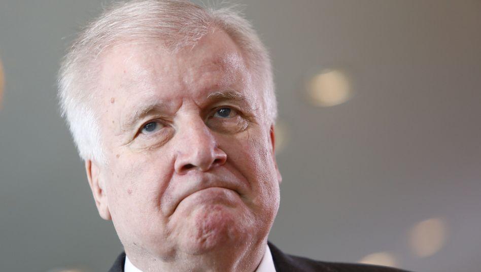 Bundesinnenminister Horst Seehofer