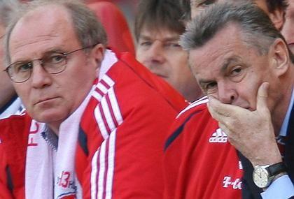 Bayern-Trainer Hitzfeld: Abgang im Juni