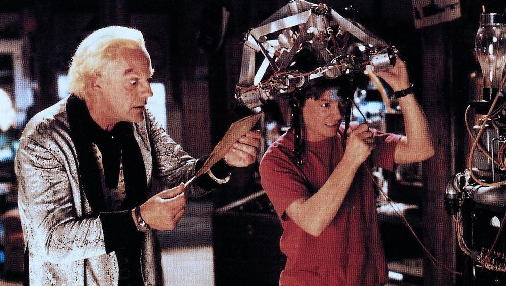 """""""Zurück in die Zukunft"""": Mit dem DeLorean in die Fünfziger"""
