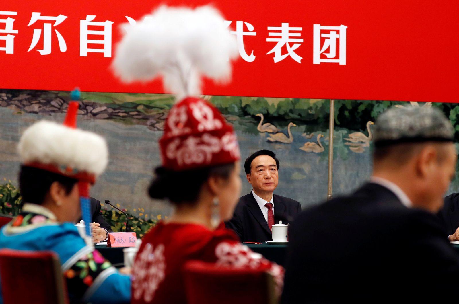 Chen Quanguo / Xinjiang Uyghur