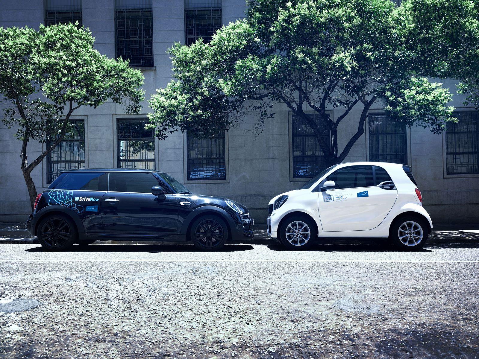ShareNow / DriveNow / Car2Go