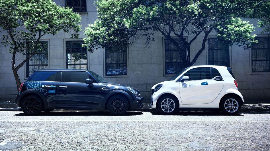 ShareNow, entstanden aus BMW-Tochter DriveNow und Daimlers Car2Go, zieht sich aus Nordamerika zurück