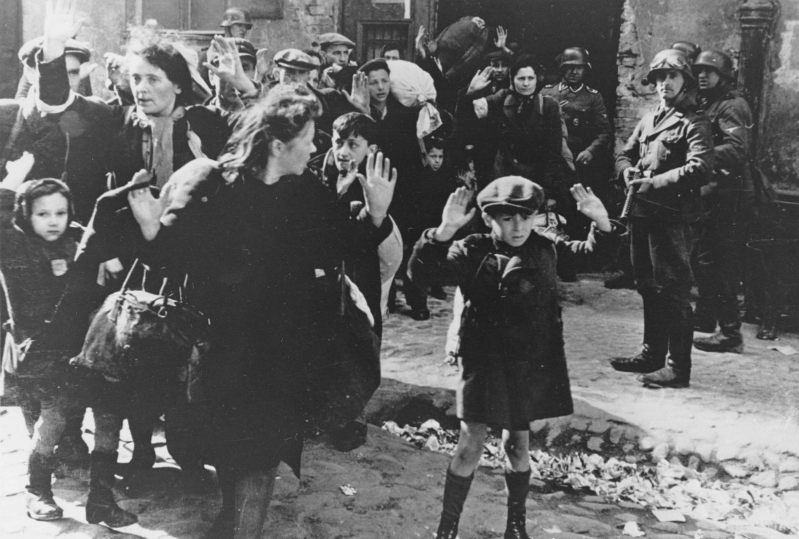 Holocaust / Warschau / Ghetto