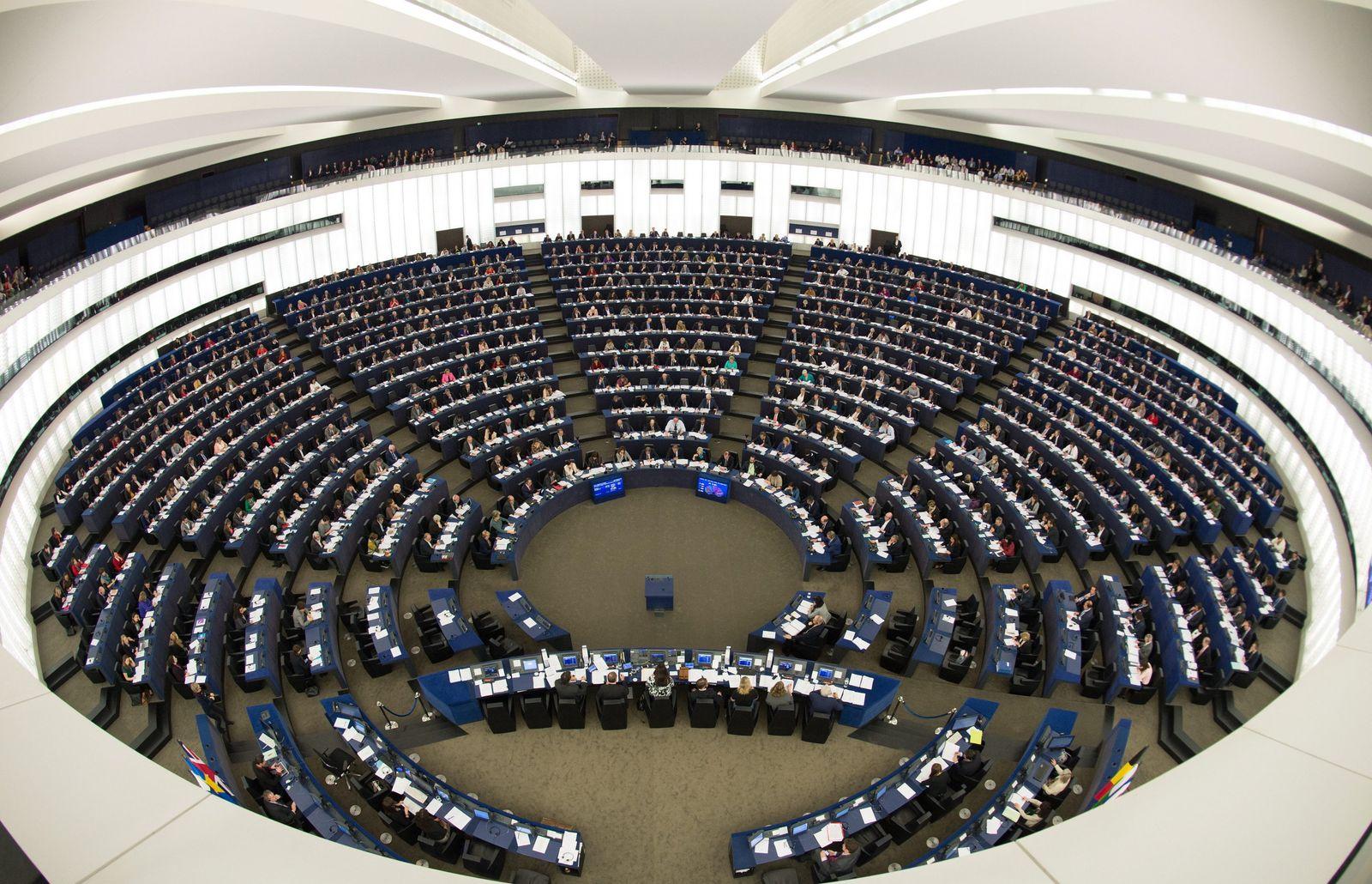 Europäisches Parlament / Strasburg