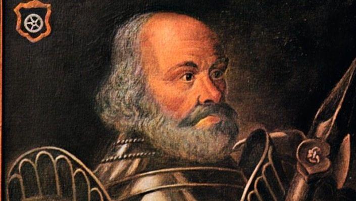 Götz von Berlichingen verdiente mit Fehden sein Geld