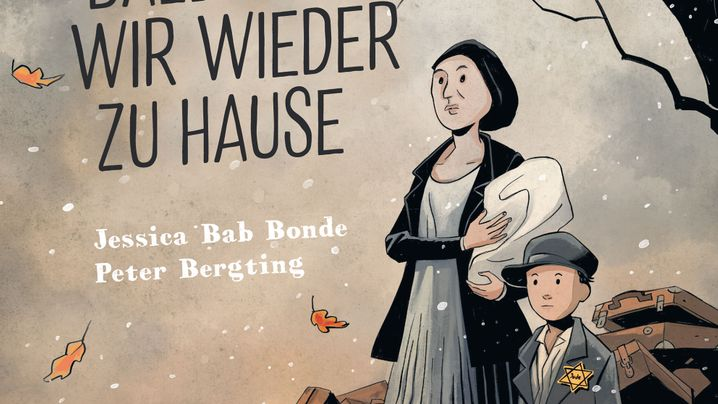 Comics von Joe Sacco, Esther Shakin und Jessica Bab Bonde & Peter Bergting