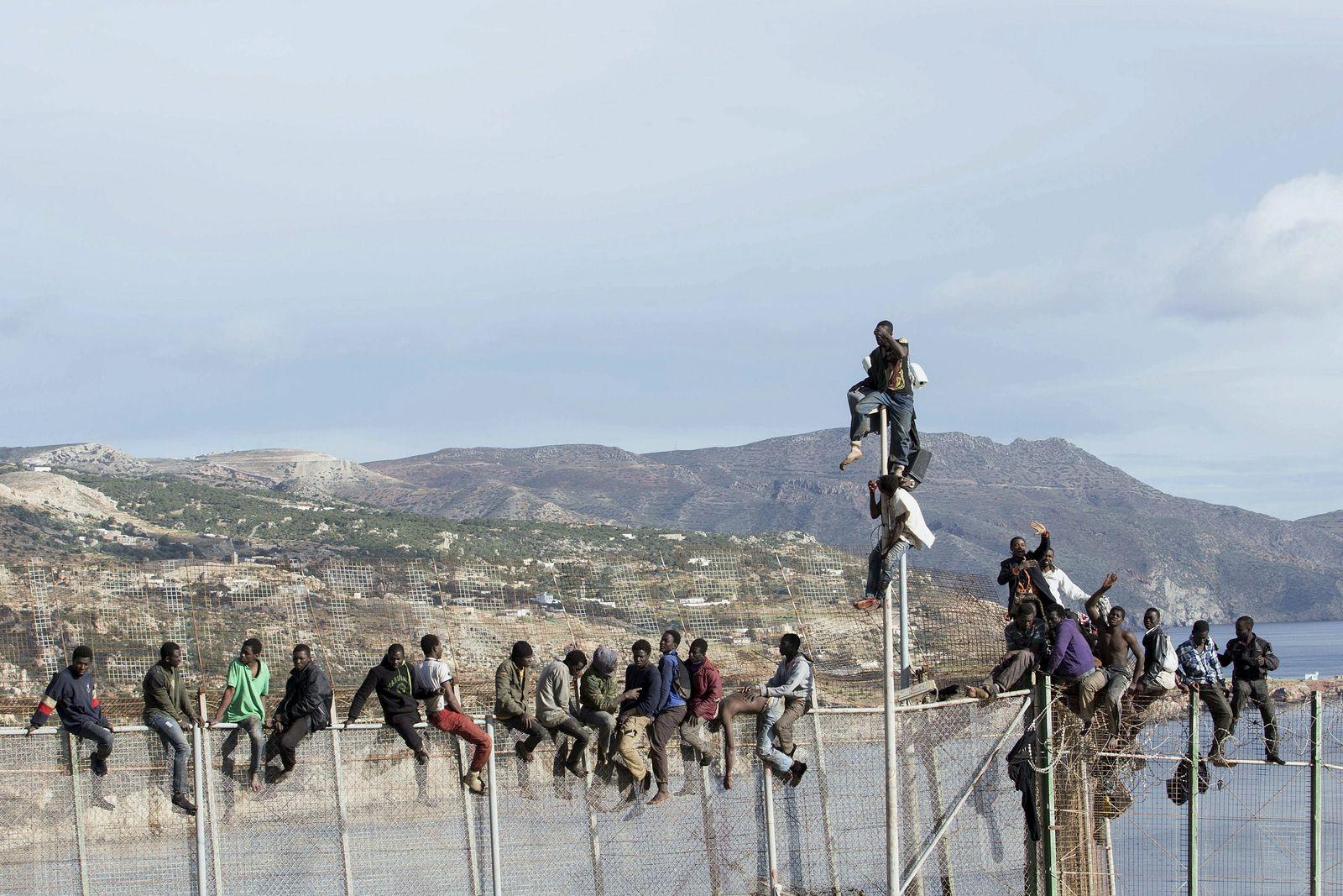 Mauern/ Melilla