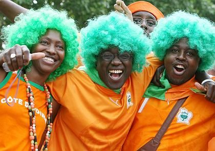 Ivory Coast is hoping to win one for its fans.