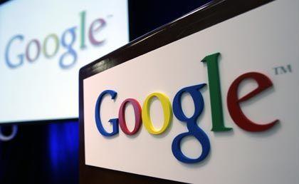Das Google-Logo: Konzern hat Sorgen der Analysten zerstreut