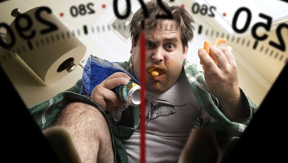 Übergewicht durch falsche Ernährung: Die Hauptursache für Typ-2-Diabetes könnte durch Präventionsprogramme beeinflusst werden
