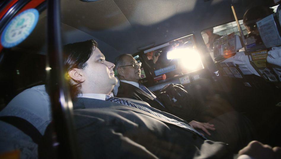 Mark Karpelès: Bisher schweigt der Firmenchef zu den Betrugsvorwürfen