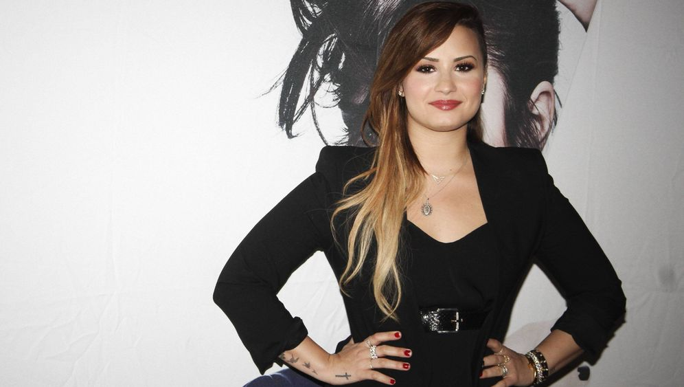 Demi Lovato: Dankeschön an die besten Freunde