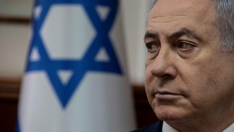 """Benjamin Netanyahu: Entscheidung im Parlament wäre """"Zirkus"""" geworden"""