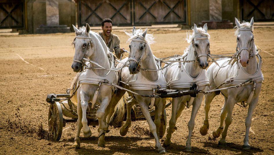 """Remake von""""Ben Hur"""": Blockbuster mit nur 4 PS"""