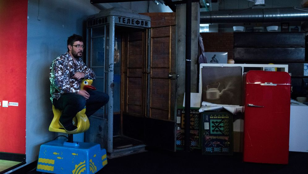 Artemij Lebedew: Moskaus coolster Designer