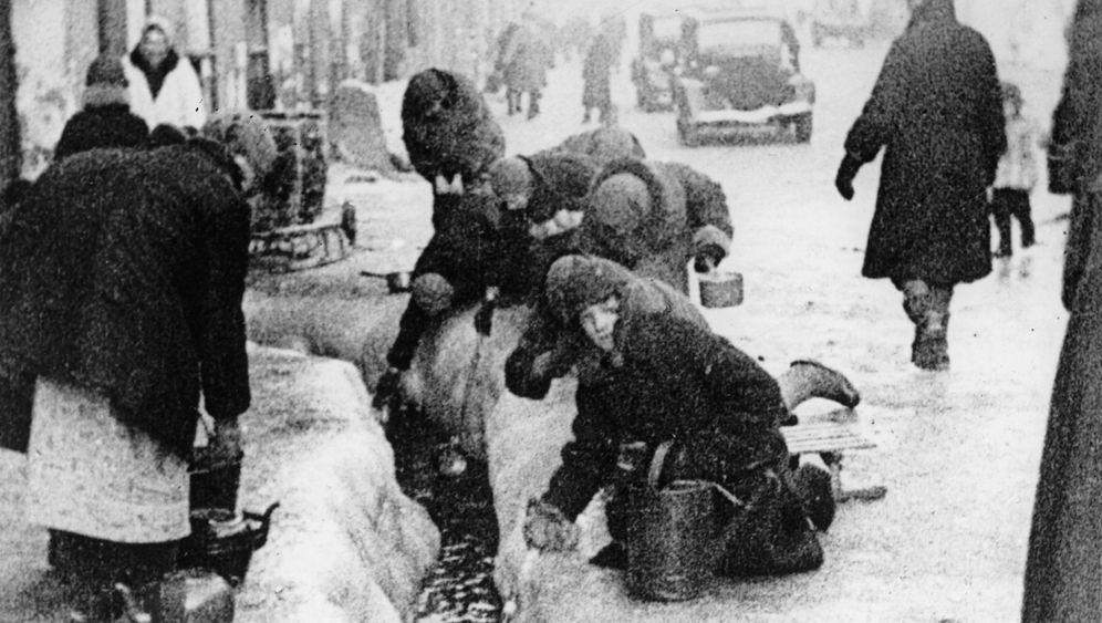 Blockade von Leningrad: 872 Tage eingekesselt