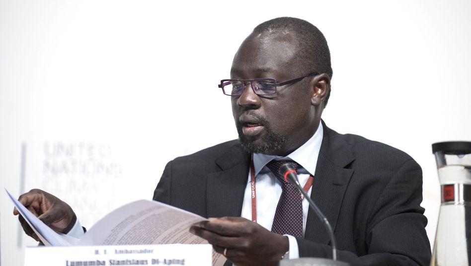 """Sudanesischer Klimadiplomat Di-Aping: """"Schwach, zu elitär, selektiv und intransparent"""""""
