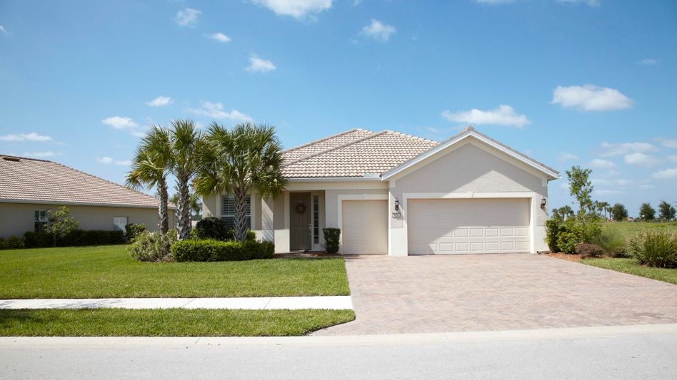 Eigenheim in Florida: Die Aufrüstungsspirale hat längst die Privathaushalte erfasst