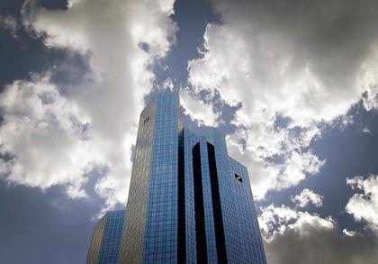 """Deutsche Bank-Zentrale in Frankfurt: """"Gleich die volle Produktpalette"""""""