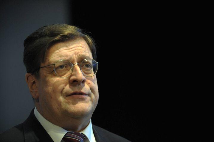 Politiker Tauss: Abschlussbericht liegt bei seinem Anwalt