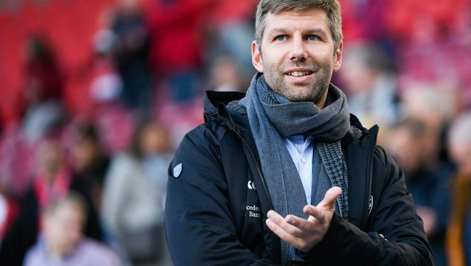 Als Spieler bestritt Thomas Hitzlsperger 172 Spiele für den VfB Stuttgart