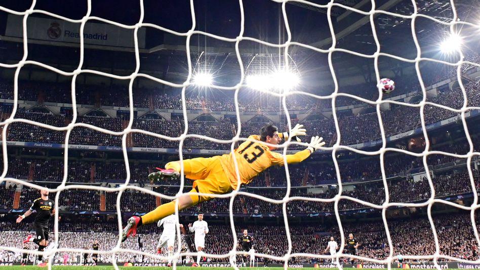 Thibaut Courtois: Mittlerweile wird er mit Real-Legende »San Iker«, Iker Casillas, verglichen