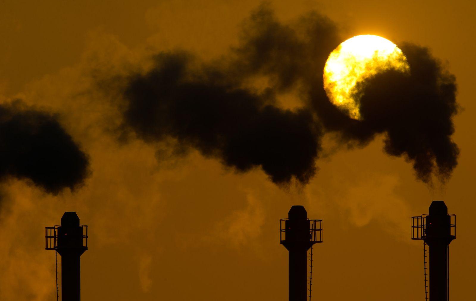 Rekord bei Treibhausgas-Konzentration