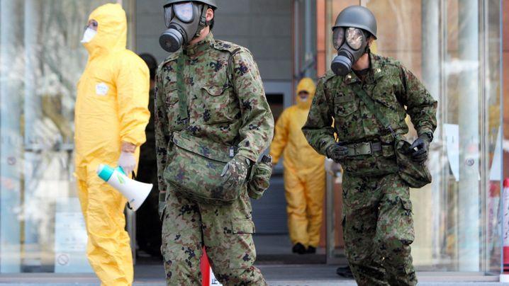 Photo Gallery: Nuclear Meltdown in Fukushima