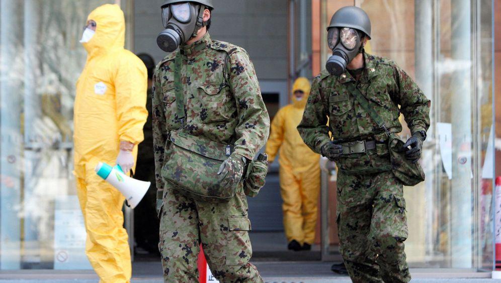 Tsunami-Folgen: Kernschmelze in Fukushima